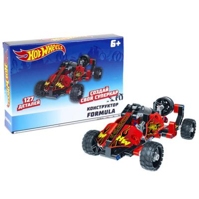 Констр-р 1toy Т15402 Hot Wheels Formula