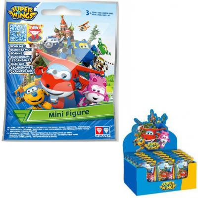 Super Wings Трансформер-мини  в дисплее.