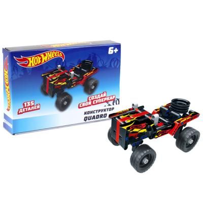 Констр-р 1toy Т15399 Hot Wheels Quadro 1