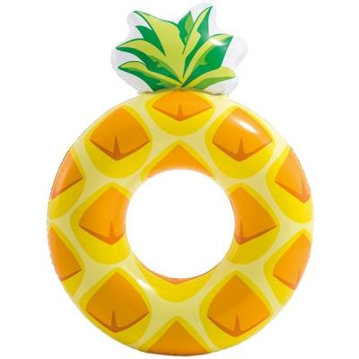Круг для плавания 117*86 см Pineapple In